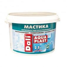 Мастика Dali Aquaplast