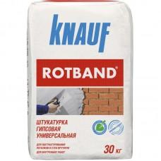 Штукатурка KNAUF РОТБАНД гипсовая 30кг