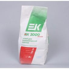 Клей для плитки ЕК 2000 5кг