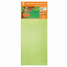 Подложка Solid зелёная 1000х500х3мм (листовая)