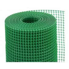 Сетка пластиковая, ячейка 20х20 мм, ширина 1м