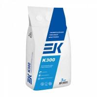 Универсальная гипсовая шпатлевка ЕК К300 белая 5 кг