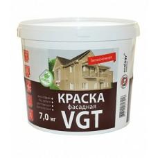 VGT краска фасадная акриловая (7кг)